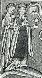The Bliaut throughout 12th Century Europe - Excellent research with plenty of pictures and links.