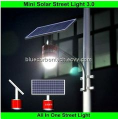Integrated (All in one) Solar LED / Solar Street /Solar Garden Light - China solar led light, BCT Solar Wall Lights, Solar Street Light, Festival Lights, Led Lamp, Outdoor Lighting, All In One, Exterior, China, Home Decor