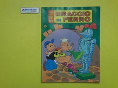 J 5260 RIVISTA A FUMETTI STORY BRACCIO DI FERRO N 61 DEL 1983 - http://www.okaffarefattofrascati.com/?product=j-5260-rivista-a-fumetti-story-braccio-di-ferro-n-61-del-1983