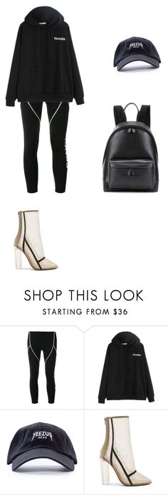 """Untitled #24"" by manunt ❤ liked on Polyvore featuring Fendi, adidas and Balenciaga"