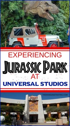 Ready to experience a real-life movie? See how Jurassic Park at Universal Studios Orlando can make your dinosaur dreams come true! Orlando Travel, Orlando Vacation, Florida Vacation, Florida Travel, Cruise Vacation, Disney Cruise, Orlando Disney, Vacation Ideas, Walt Disney