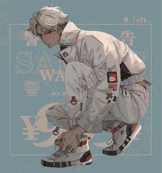 Character Concept, Character Art, Concept Art, Character Design, Kpop Drawings, Cartoon Drawings, Pretty Art, Cute Art, Animes Emo