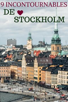 Stockholm is absolutely one of our favourite capitals, it's impossible not to love it. Let us tell you about 9 things we loved about Stockholm the most. Stockholm Old Town, Stockholm Travel, Stockholm 2017, Dubrovnik, Baltic Sea Cruise, Voyage Suede, Places To Travel, Places To Visit, Kingdom Of Sweden