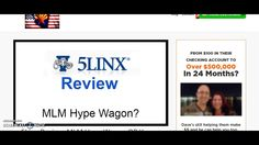 5linx Review - MLM Hype Wagon OR Rags to Riches? Top Mlm Companies, Checking Account, Youtube, Youtubers, Youtube Movies