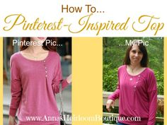 How To Add A Pleat To A Pattern - Anna's Heirloom Boutique