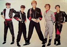 Roger Taylor of Duran Duran turns 49 today! Duran Duran, left to right: John Taylor, Roger Taylor, Simon Le Bon, Nick Rhodes and Andy Tayl. Nigel John Taylor, Roger Taylor, Nick Rhodes, Tears For Fears, New Romantics, Simon Le Bon, First Love, My Love, Band Posters