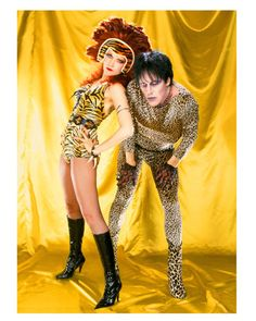 The Cramps' Lux Interior: A life in pictures | Music | The Guardian