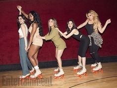 Fifth Harmony for Entertainment Weekly