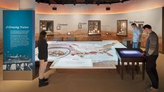 Local Projects, National Museum of American Jewish History