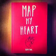 THE BOOK. Get it now on Amazon! #MapMyHeart