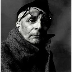 Claude Lévi-Strauss, French Anthropologist + Ethnologist. I wouldn't rate a guy who couldn't put his glasses on straight.