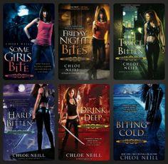 Novels On The Run: CHLOE NEILL - CHICAGOLAND VAMPIRES - ADULT URBAN F...