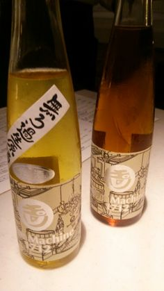 イギリス人が造った日本酒