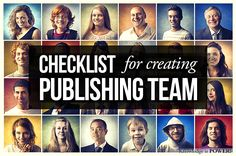 It *is* possible to get publishing house-level quality for your book by creating your checklist for creating your publishing team. Confused? Well, don't be.