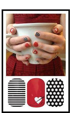 JAMBERRY NAILS! Order here:  http://karajo.jamberrynails.net/