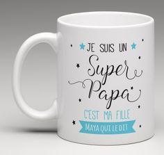 Il n'est pas toujours évident de trouver un cadeau personnalisé à offrir à votre papa ou vos enfants souhaitent faire un petit cadeau à leur papa adoré.