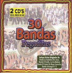30 Bandas Pegaditas [CD]