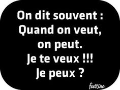 Some Quotes, Words Quotes, Best Quotes, Funny Quotes, Sayings, Funny Gifs, Chance Quotes, French Quotes, Bad Mood