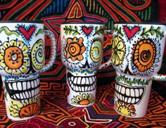 Patty Mara is an amazing artist who is currently living in New Mexico soaking up sun and culture while creating these clever mug designs. $37.00