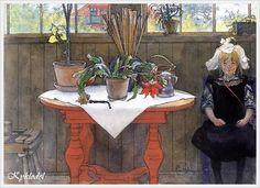 Lisbeth Larsson-Brunkman (Swedish, 1891-1979) - «Впечатления дороже знаний...»