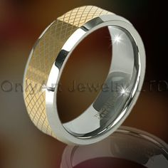 best price high quality fashion gold tugsten carbide jewelry ring  Model Number: OAGR0121