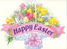 Send this pretty Easter ecard to friends, family or coworkers and wish them a happy Easter! Free online Happy Easter Flowers ecards on Easter Easter Sunday Images, Happy Easter Sunday, Happy Easter Greetings, Easter Greeting Cards, Easter Pictures, Easter Card, Easter Bunny, Easter Eggs, Easter Weekend