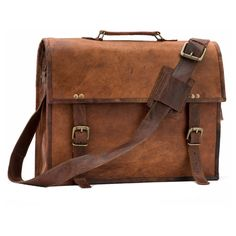 Satch and Fable SL15-inch Messenger Bag