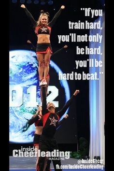 #cheer #stunt #sport