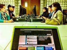 Un recurso web para encontrar tesis de periodismo