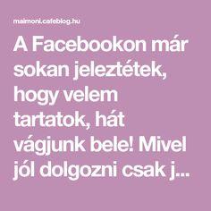 A Facebookon már sokan jeleztétek, hogy velem tartatok, hát vágjunk bele! Mivel jól dolgozni csak jó eszközökkel lehet; ezért ajánlom, hogy még ha... Marvel, Facebook