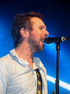Colin MacDonald of the Trews.  Sudbury Events Centre, Sudbury, ON Dec. 13/14