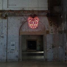 Stanley Donwood Radiohead Bear