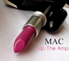 MAC lipstick - Up The Amp