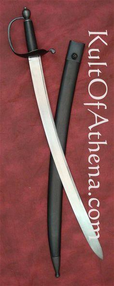 Hanwei revolutionary hanger sword