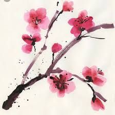 Image result for delicate cherry blossom tattoo