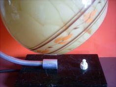 Tisch.... Lampe - Art Deco von susduett auf DaWanda.com