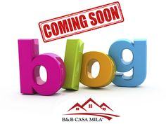 Coming soon il nostro blog. Tanti argomenti e curiosità. Stay Tuned. #Blog #Viaggi #Turismo #Italia