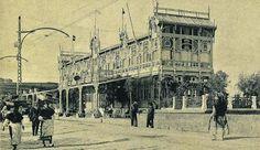 Foto antigua de La Terraza de Sada