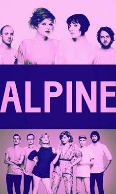 Alpine IPhone wallpaper