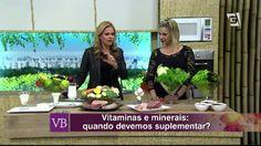 Saiba quando devemos suplementar as vitaminas e minerais para nosso corpo com a nutricionista Aleksandra Saharovsky. Siga a gente nas redes sociais! Twitter: @vocebonita Instagram: @vocebonitatv Facebook.com/vocebonitatv Site oficial: www.tvgazeta.com.br/vocebonita