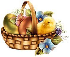 GIFS HERMOSOS: huevos motivos de pascua encontrados en la web