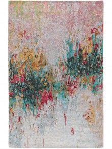 Flachgewebe Teppich Stay Multicolor