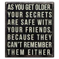 Secrets Are Safe
