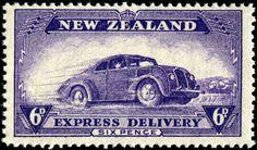 New Zealand postage stamp 1939