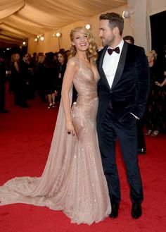 The Met Gala 2014 - This gown is beautiful