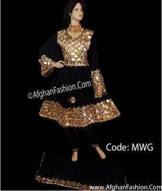 Afghan Dress Jannat