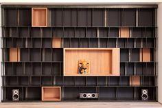 Wood and iron apartment, Varese, 2012 - LCA ARCHITETTI
