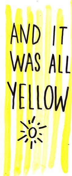 ...#yellow - ☮k☮