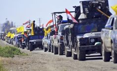 Report says Iraq forces turned on nearby villages after military victory - The Washington Post