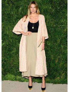 Jessica Hart bei den CFDA Fashion Awards 2015